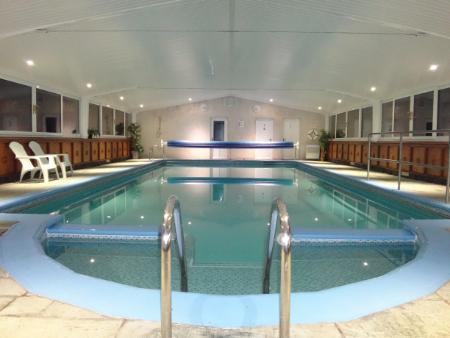 Cardew Lodge Swimming Pool Private Hire